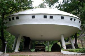 UFO house!