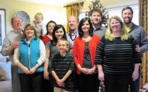 Clark family holidays