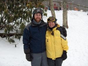 Boone skiing 2006